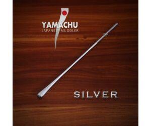 Japán fűszer muddler ezüstözött bevonattal 20,5cm