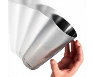 Flair szabvány súlyozott boston koktél shaker 93mm átmérő