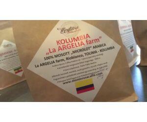 Monterosa Kolumbia La Argelia farm 100% arabica szemeskávé 250g