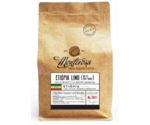 Monterosa Etiópia Gebena 100 % mosott arabica szemeskávé 250g
