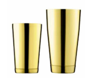 Ginza japán boston shaker pohárral arany