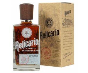 Relicario Dominicano rum pdd. 0,7L 40%