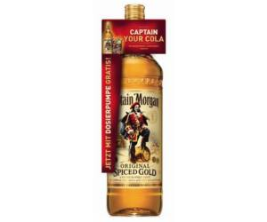 Captain Morgan Spiced Gold rum 3L 35% + pumpa
