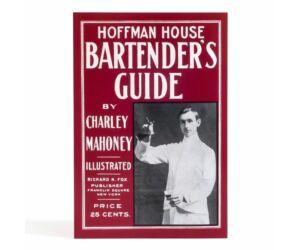 Hoffman House Bartender's Guide koktélkönyv