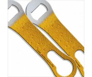 Flair nyitó metal pour kiszedővel Beer Pattern