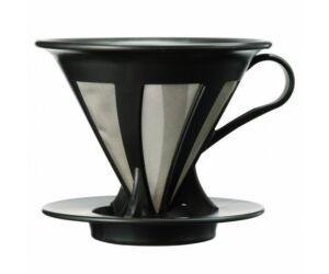 Hario Caféor dripper fém szűrővel