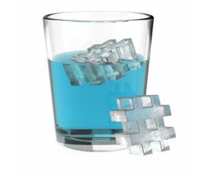 Szilikon jégkocka készítő hastag forma