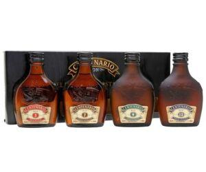 Centenario Rum Set (4*0,2) pdd. 5/7/9/12years