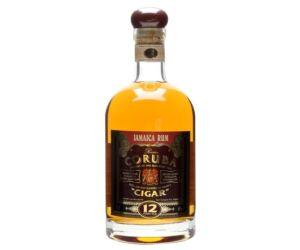 """Coruba """"Cigar"""" 12 years old Rum 40% 0,7"""