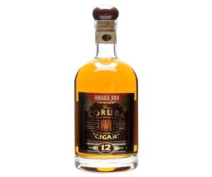 "Coruba ""Cigar"" 12 years old Rum 40% 0,7"
