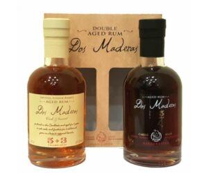 Dos Maderas Rum Set pdd. 2x0,2