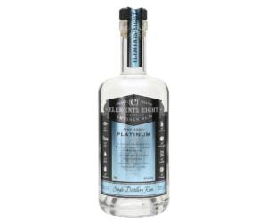 Elements eight Platinum Rum 40% 0,7