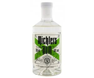Michlers Overproof White Rum 63% 0,7