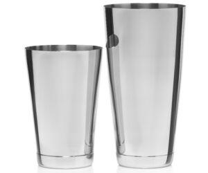 Koriko Boston shaker és pohár szett ezüst