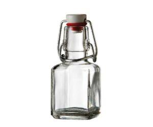 Mini csatos üveg 0,1L