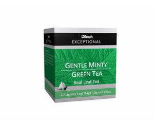 Dilmah Exceptional zöld menta tea 20 filter