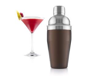Vacu vin koktél shaker inox 500ml