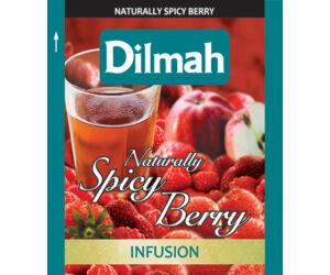 Dilmah Naturally Spicy Berry gyümölcstea 25db/cs