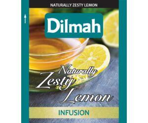 Dilmah Naturally Zesty Lemon citromos gyümölcstea 25db/cs