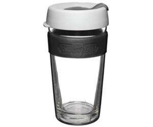 KeepCup dupla falú üveg pohár kávés/teás termosz ROSETTA 480 ml