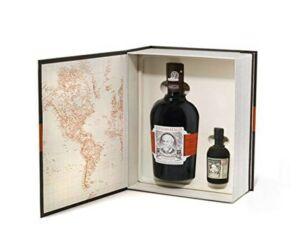 Diplomático Mantuano + Exclusiva mini rum 0,7L+0,05L 40%