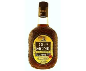 Old Monk Gold Reserve Rum 0,7L 42,8%