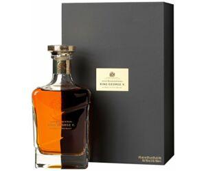 Johnnie Walker King George whisky V.  0,7 L 43%