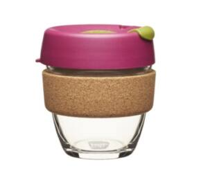 KeepCup brew to go cinnamon parafa/üveg  pohár 240ml