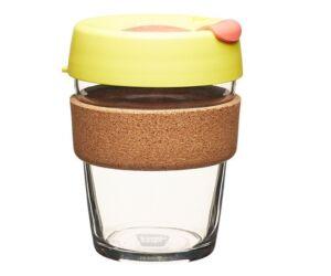 KeepCup brew to go Saffron parafa/üveg pohár 360 ml