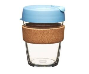 KeepCup brew to go Rock Salt parafa/üveg pohár 360 ml