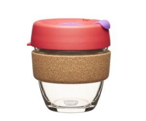 KeepCup brew to go Sumac parafa/üveg  pohár 240 ml
