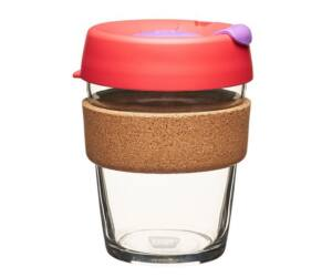 KeepCup brew to go Sumac parafa/üveg pohár 360 ml