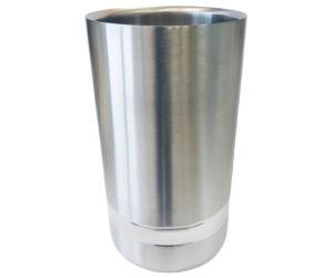Duplafalú rozsdamentes borhűtő 1,5L
