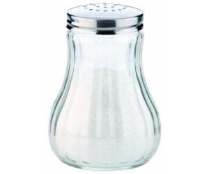 Cukor, kakaó, fahéj szóró üveg