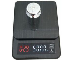 AVX-PRO barista mérleg-3000g- 0,1g pontosság