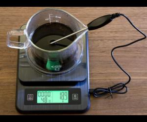 AVX-PRO+ barista mérleg-3000g- 1g pontosság