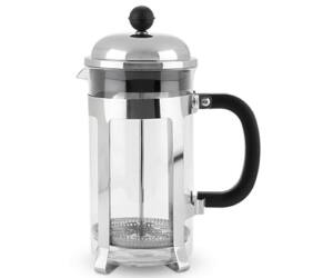 Java acél és üveg french press 1lit