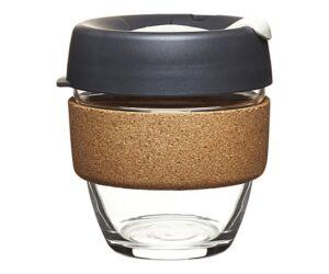KeepCup caferange to go üveg/parafa pohár press 240 ml