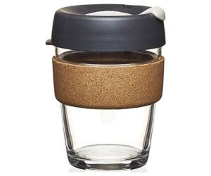 KeepCup caferange to go üveg/parafa pohár press 360 ml