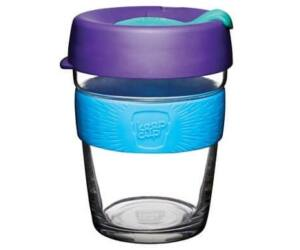 KeepCup Brew Café üveg pohár kávés termosz TIDAL 360 ml