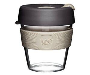 KeepCup clear plasztik to go pohár kávés termosz BATCH 240 ml