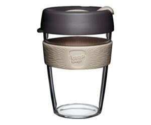 KeepCup clear plasztik to go pohár kávés termosz BATCH 360 ml