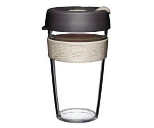 KeepCup clear plasztik to go pohár kávés termosz BATCH 480 ml