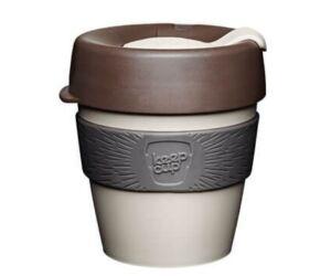 KeepCup original to go pohár kávés termosz NATURAL 240 ml