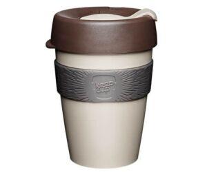 KeepCup original to go pohár kávés termosz NATURAL 360 ml