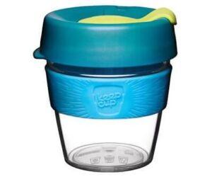 KeepCup clear plasztik to go pohár kávés termosz OZONE 240 ml