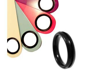 Flair nyitó gyűrű fekete JP