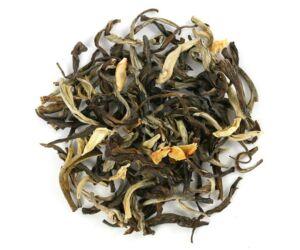 Chiswick Jasmine Green Tips Selyem Filter Tea 15 filter/doboz 27 gr (lebomló filter)