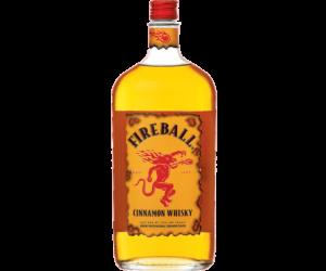Fireball whiskylikőr 0,7L 33%