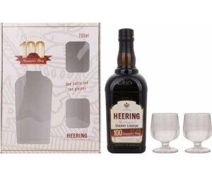 Heering Cherry 24% pdd.+ 2 pohár 0,7